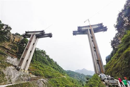 福寿高速公路风景