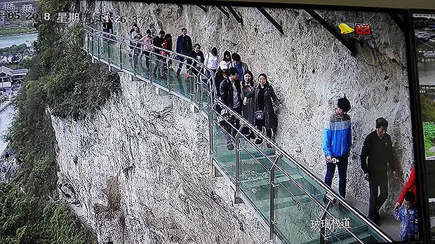 """桐梓县小西湖景区迎来""""五一""""旅游小高峰"""