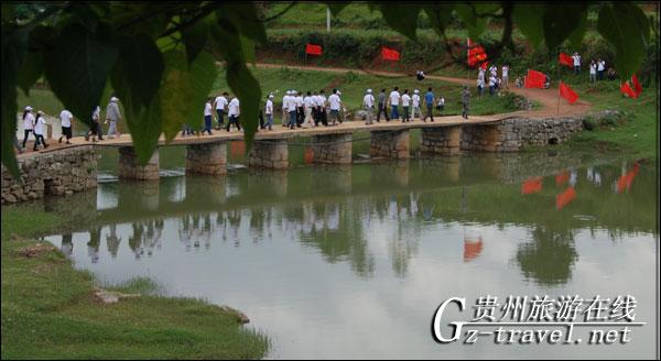 最良桥江风景图片