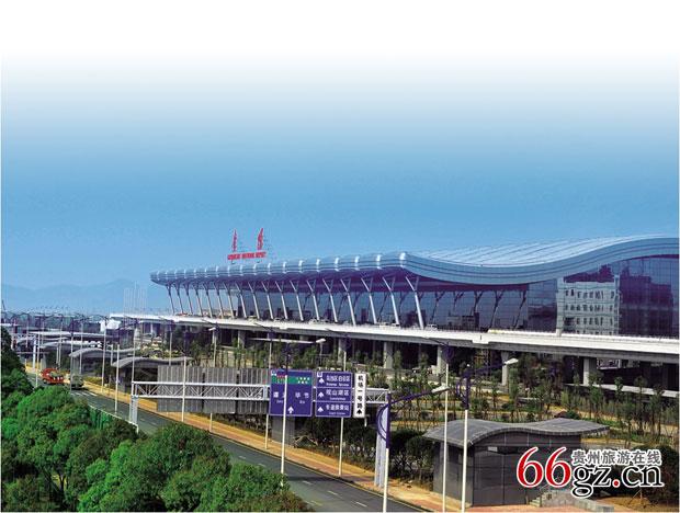 贵州省有几个飞机场