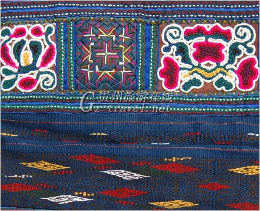 苗族刺绣-贵州旅游在线