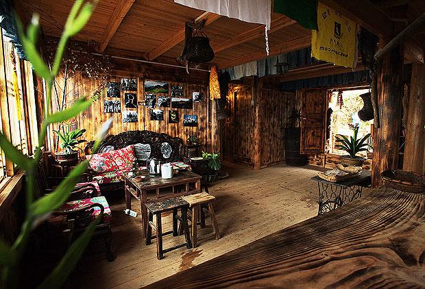 岜沙古风寨青年旅馆图片