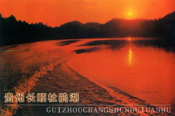 贵州旅游在线 贵州风景名胜 >> 正文      杜鹃湖位于长顺县境内,距县
