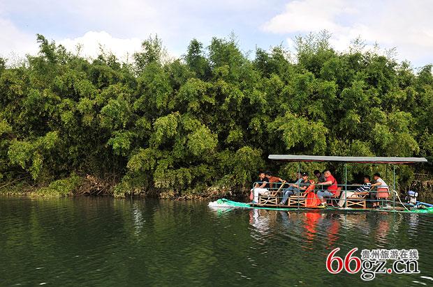 贵州旅游在线 贵州风景名胜 >> 正文   邢江河   河道自然弯曲,交错