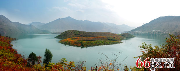 罗甸高原千岛湖-贵州旅游在线
